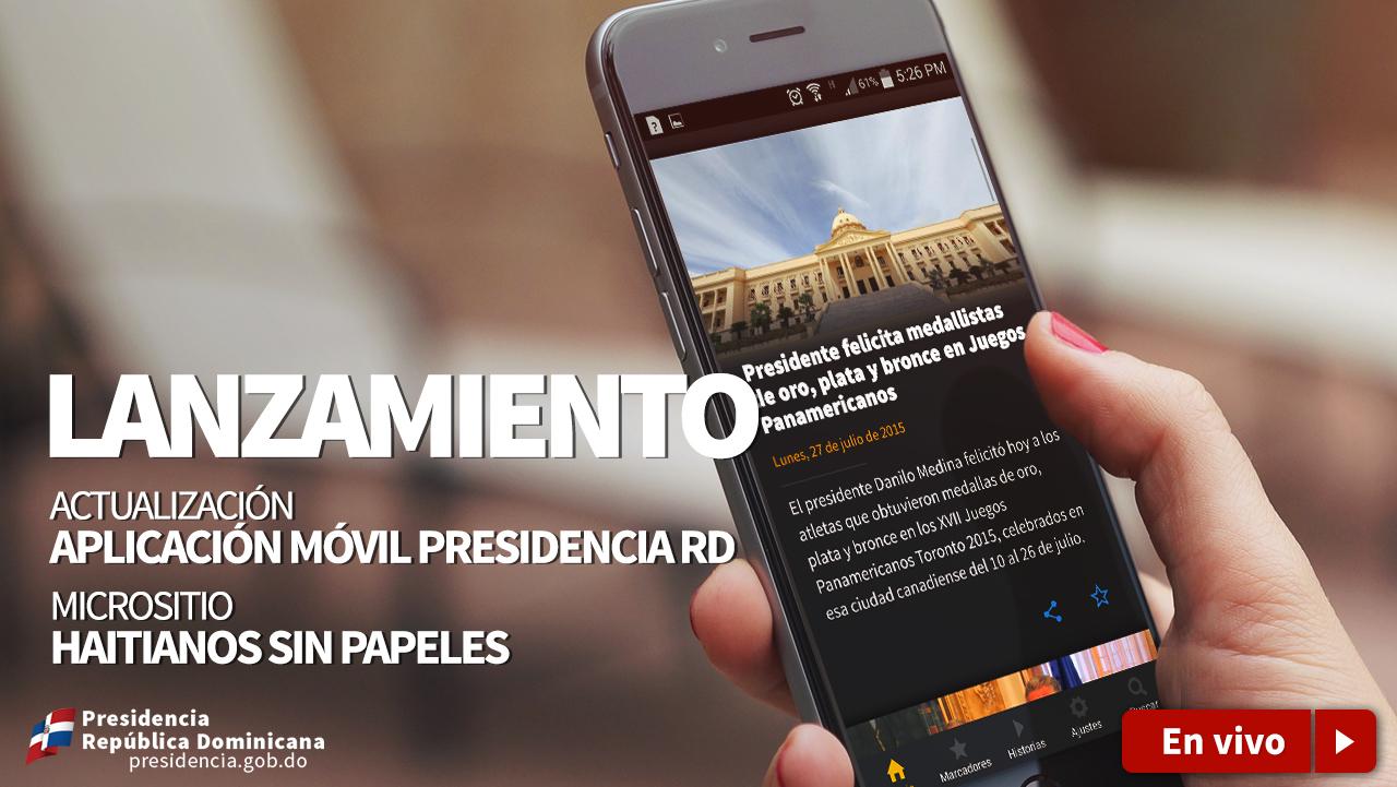 http://livestream.com/PresidenciaRD/dosnoticiasalas11am20150728